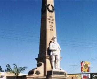 Beaudesert War Memorial