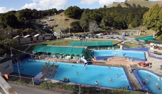 Waingaro Hot Springs