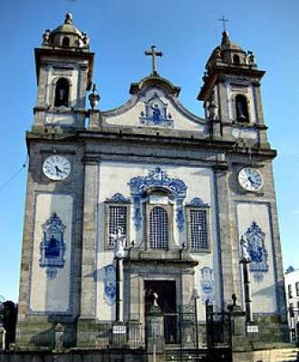 valongo Main Church