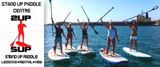 2UP SUP - Stand Up Paddle Boarding