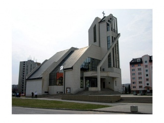 St. Cyril and St. Methodius Church