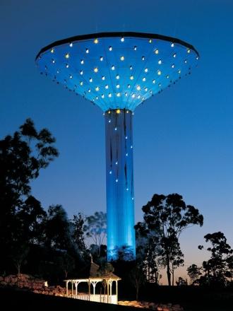 Wineglass Water Tower