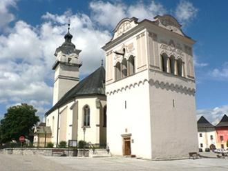 Roman Catholic St. Egidio Church