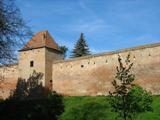 The Town Fortification