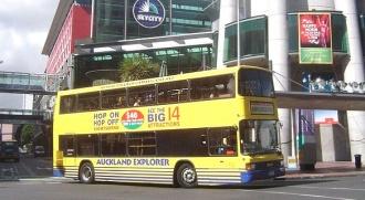 Auckland Hop On Hop Off Explorer