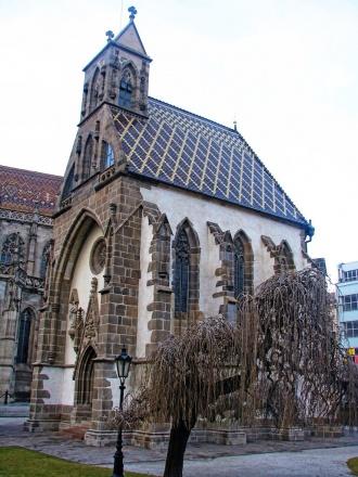 St. Michael's Chapel