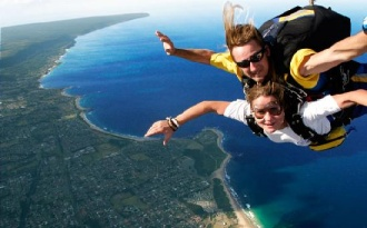 Skydive the Beach