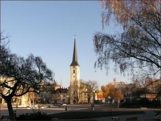 Church of St. Cross