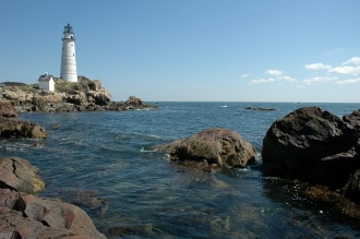 Little Brewster Island/Lighthouse