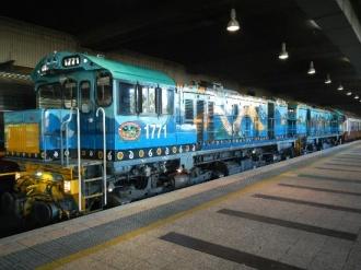 The Gulflander-Kuranda Scenic Railway